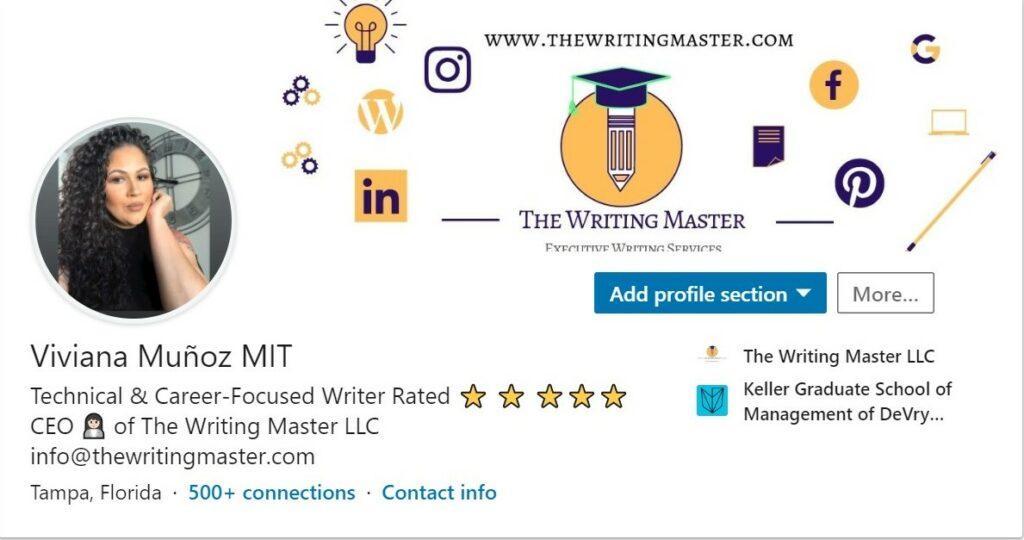 New Linkedin banner